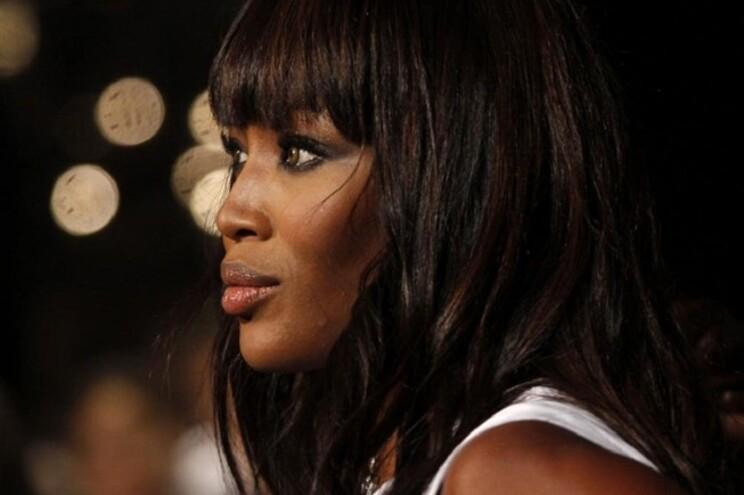 Solidária com Kardashian, Naomi recorda o seu assalto em Paris