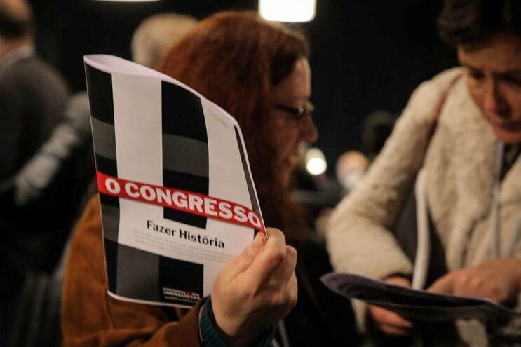 Congresso dos Jornalistas decorre no Cinema São Jorge, em Lisboa