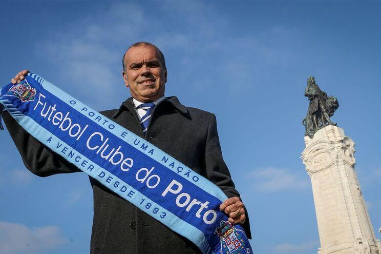 Diogo Feio, deputado do CDS-PP e adepto do F. C. Porto