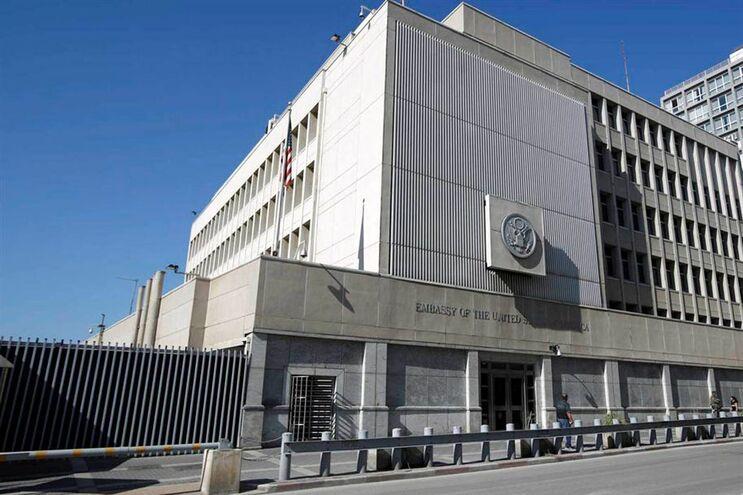 Embaixada dos EUA em Telavive