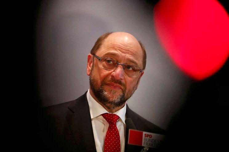 Ex-presidente do Parlamento Europeu, Martin Schulz