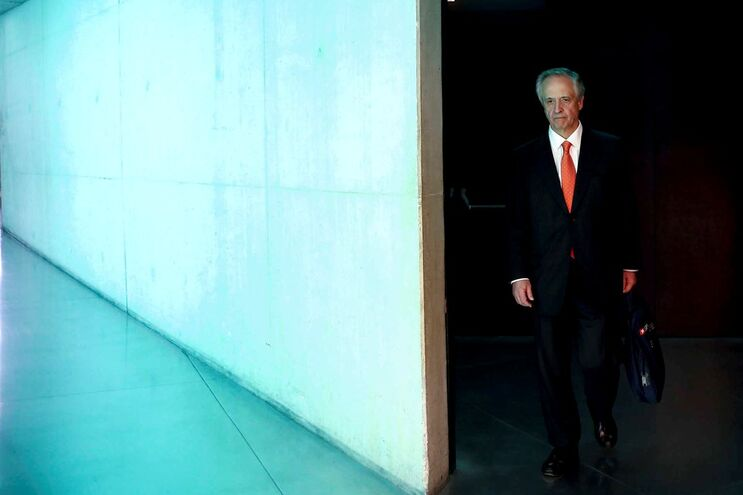 O CEO do BPI, Fernando Ulrich