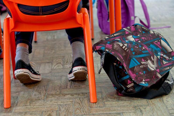 Fugas da escola por falta de vigilância