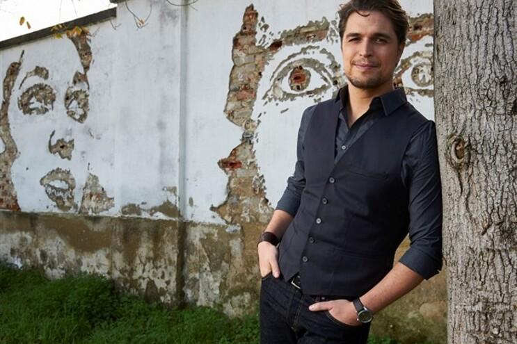 Diogo Morgado reage a rumores de romance com Joana de Verona