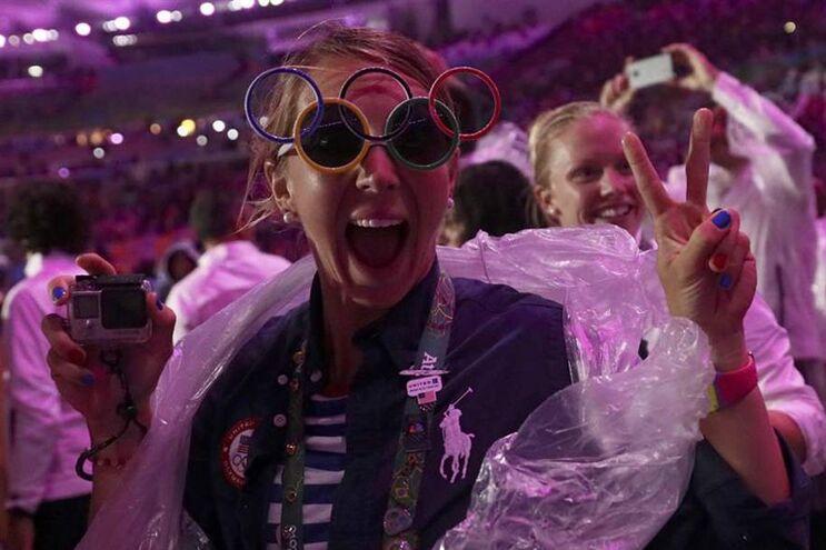 Jogos Olímpicos do Rio de Janeiro decorreram entre 5 e 21 de agosto de 2016
