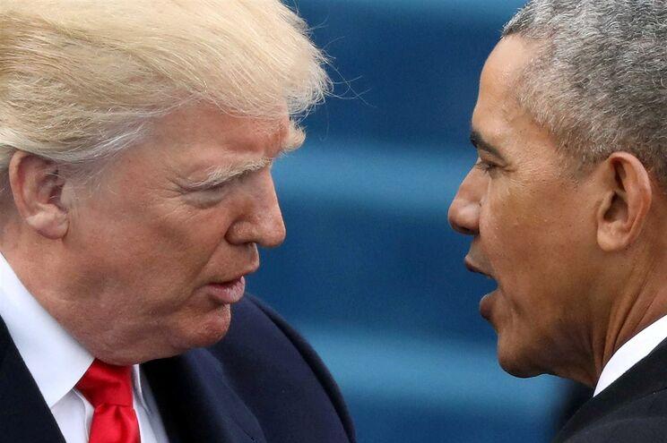 Trump acusa Obama de ter ordenado escutas