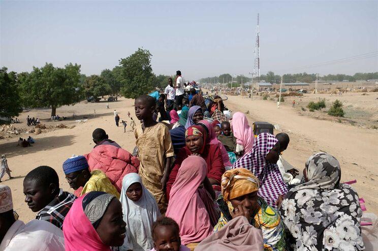 Rebelião do Boko Haram, que começou há sete anos, provocou uma crise humanitária na região