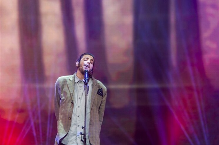 """Saúde de Salvador Sobral: """"A Eurovisão não está em risco"""""""