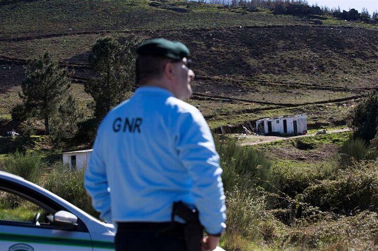 GNR no local onde funcionava a fábrica de pirotecnia Egas Sequeira