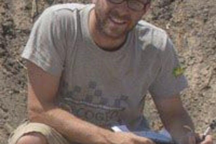 Ricardo Araújo, paleontólogo do Instituto Superior Técnico