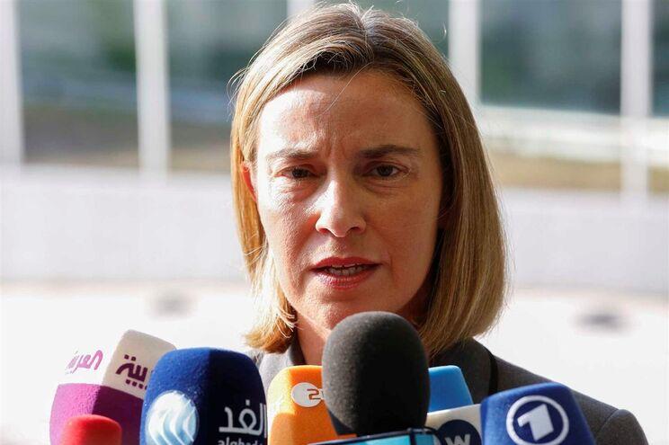 Alta Representante da União Europeia para os Assuntos Externos, Federica Mogherini