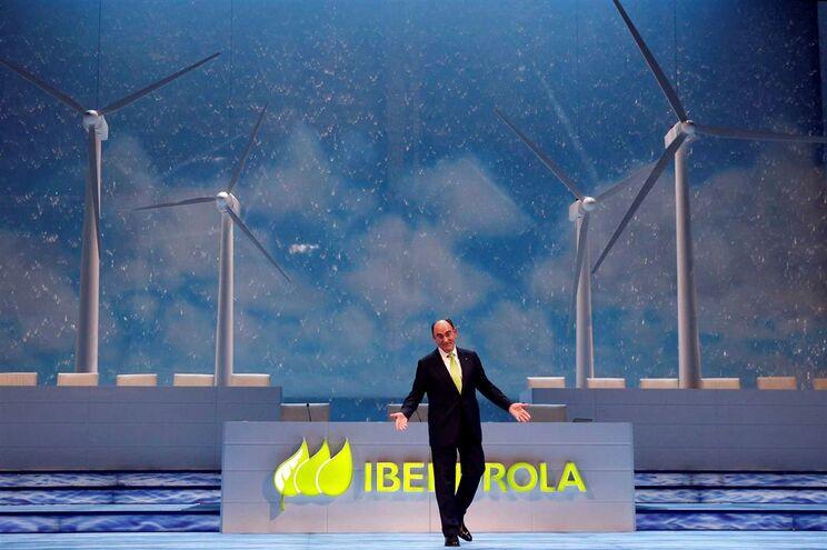 Juan Sanchez Galan, presidente da multinacional Iberdrola