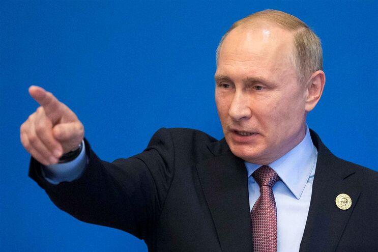 """As instituições públicas russas """"não sofreram danos importantes"""" adiantou Putin"""