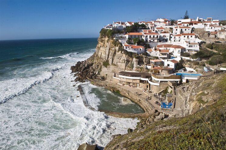 Azenhas do Mar, concelho de Sintra