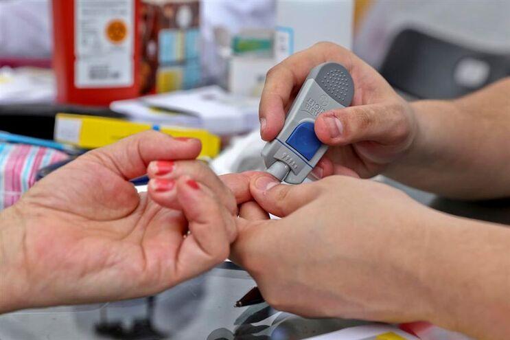 Inquérito revelou elevada prevalência de hipertensão, obesidade e diabetes