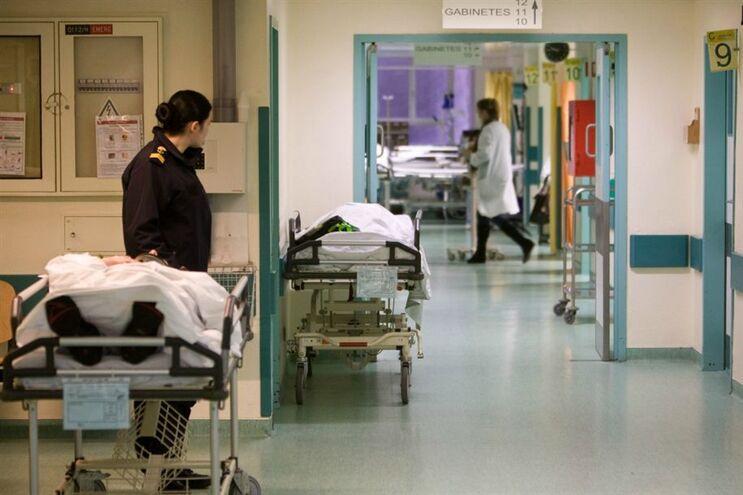 Urgências do Hospital Garcia de Orta