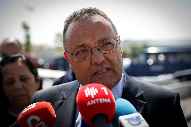 Manuel Delgado, secretário de Estado da Saúde