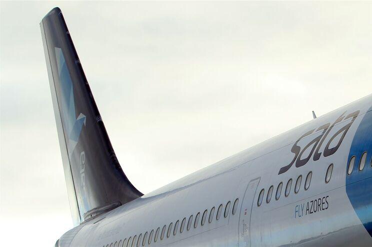 """""""Houve um embate e a aeronave ficou danificada"""", explicou António Portugal"""