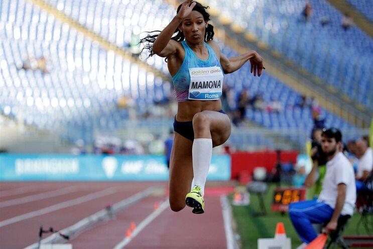 Patrícia Mamona revalida título de campeã nacional