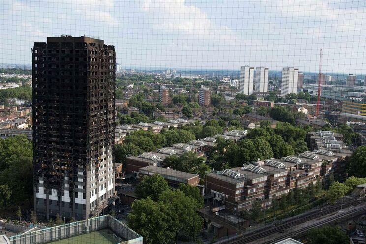 Torre Grenfell, Londres