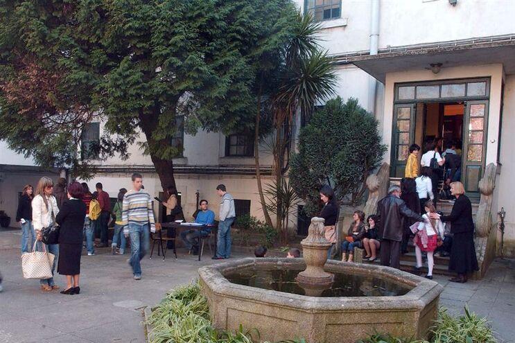 Antigo colégio Almeida Garrett