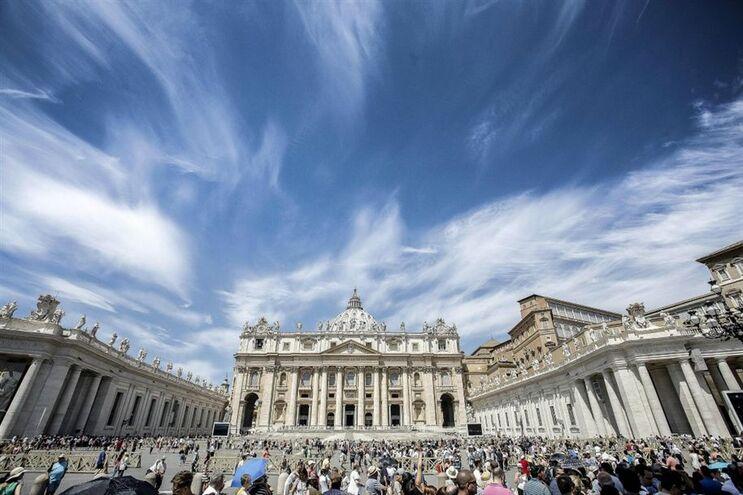 Praça de S. Pedro, Vaticano