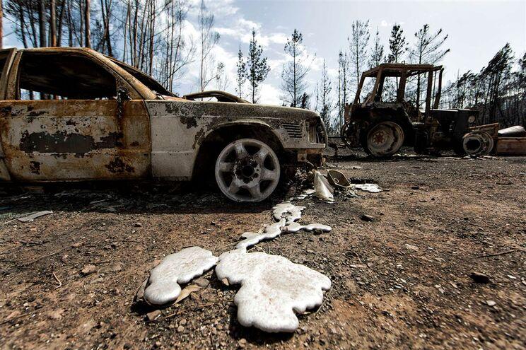 Incêndio de Pedrógão Grande causou 64 vítimas