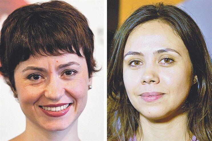 Inês Viana criou empresa de sapatos sem produto animal. Joana Meireles, responsável pela Atlanta