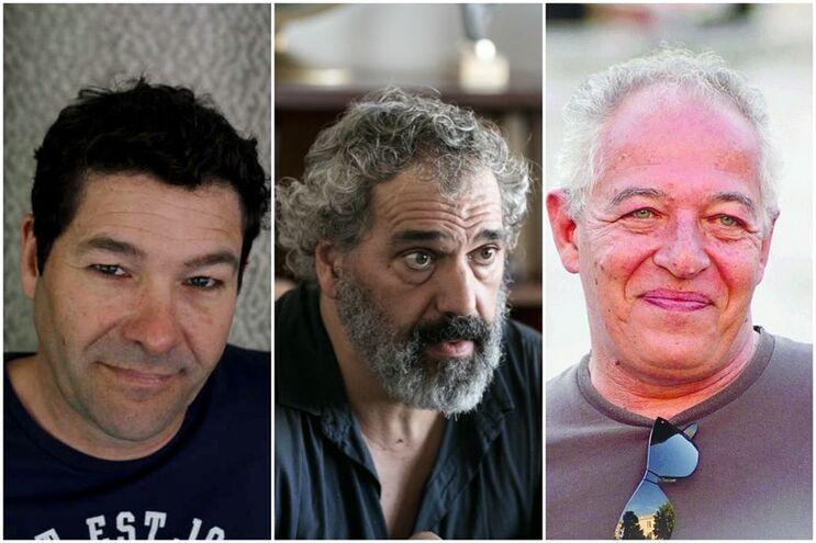 Marcantonio del Carlo, Manuel João Vieira e Filipe Crawford ficaram surpreendidos com a dispensa