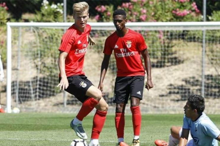 Keaton Parks já pode ser inscrito pelo Benfica