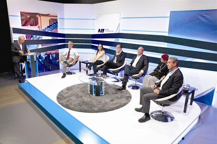 Transportes e pórticos em destaque no debate JN sobre a Maia