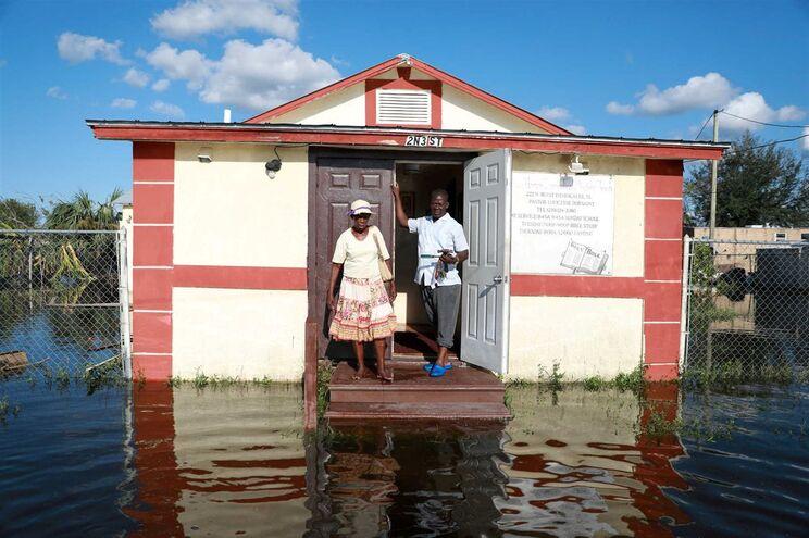 Passagem do furacão Irma pela Florida