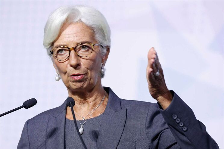 Christine Lagarde, presidente do FMI