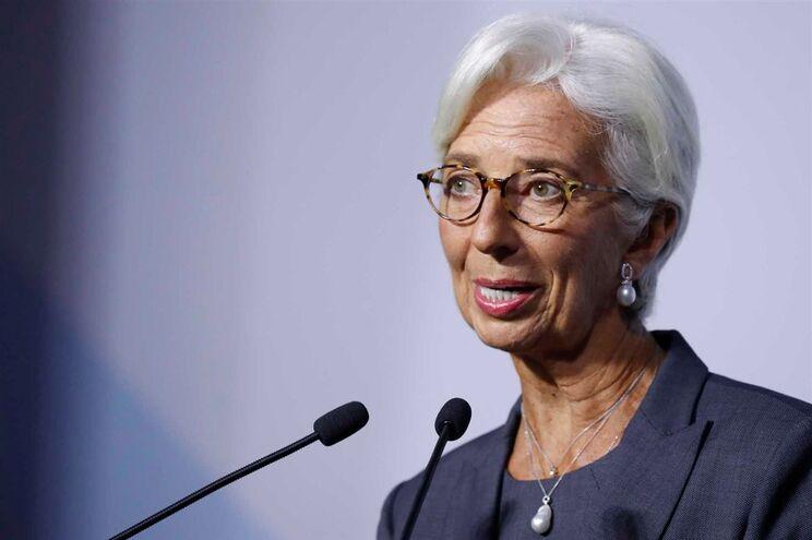 Christine Lagarde, presidente do FMI