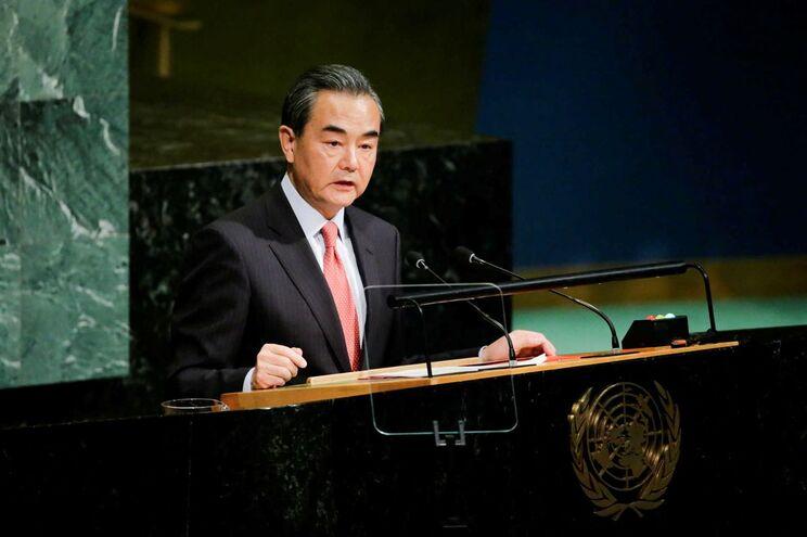 Ministro dos Negócios Estrangeiros chinês, Wang Yi