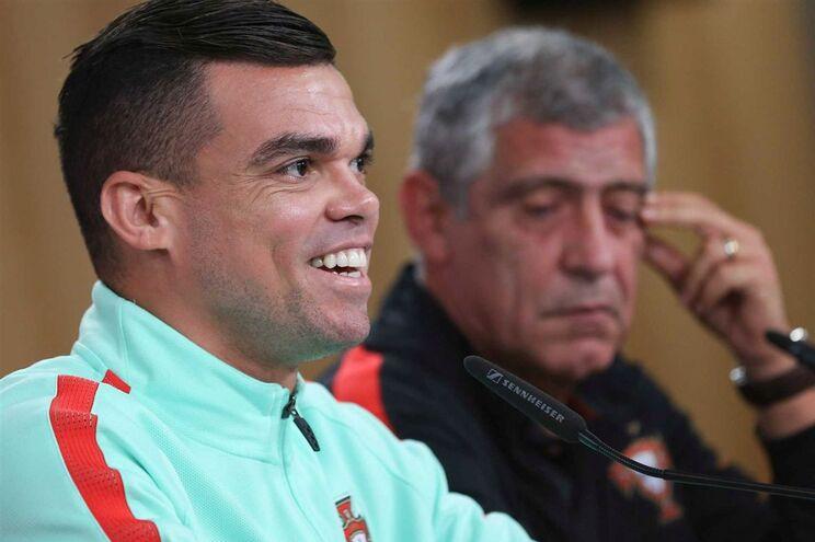 Pepe acredita no apuramento direto de Portugal para o Mundial 2018