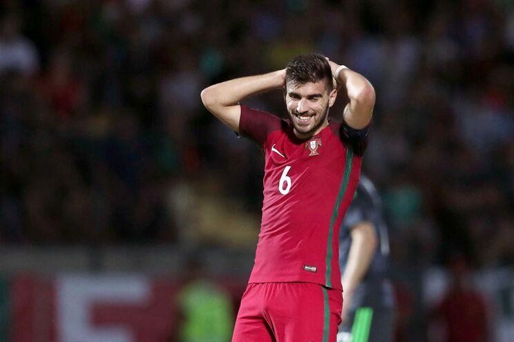 A seleção sub-21 perdeu, esta terça-feira, frente à Bosnia e Herzegovina