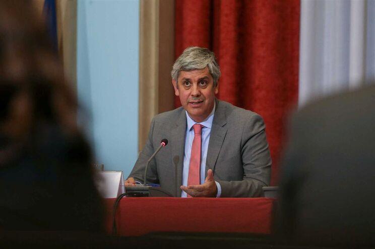 Mário Centeno apresentou a proposta de Orçamento