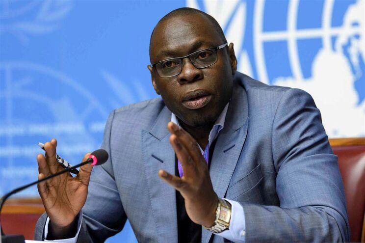 Ibrahima Soce Fall, diretor regional para as urgências em África na OMS