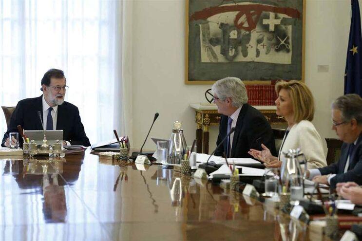 Governo espanhol reunido em Conselho de Ministros Extraordinário