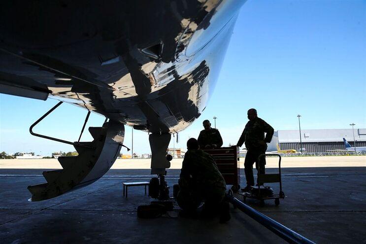 Força Aérea diz que vai corresponder às tarefas e missões que lhe forem atribuídas
