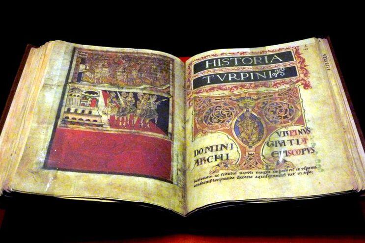 """Inscrição do """"Codex Calixtinus"""" da Catedral de Santiago de Compostela, distinção partilhada com Espanha"""