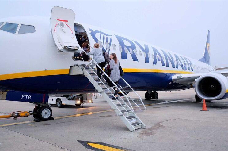 Ryanair torna, em 2018, Porto no terceiro aeroporto de ligações da companhia aérea