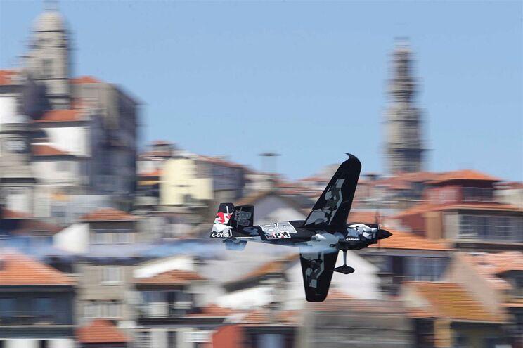 Red Bull Air Race não volta a Porto e Gaia em 2018