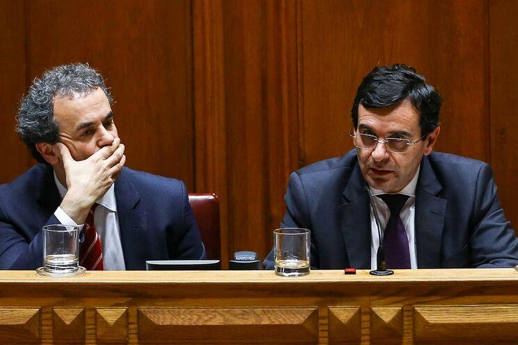 Ministro esteve no Parlamento a debater o OE2018