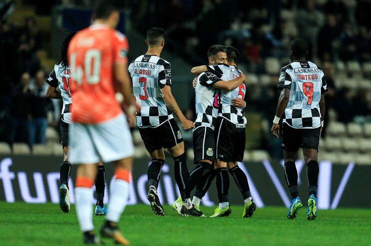O Boavista venceu, este sábado, o Moreirense