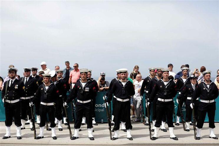 Celebração dos 700 anos da Marinha em Vila do Conde, maio de 2017
