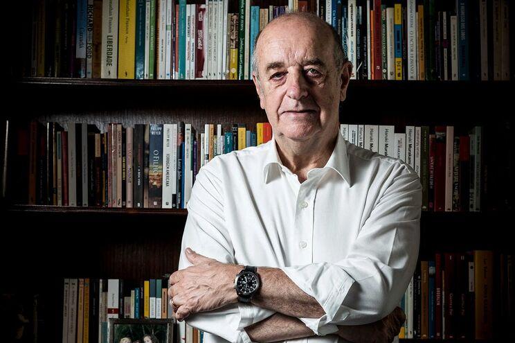"""Daniel Sampaio é um dos psicólogos presentes no debate """"Mais Psicologia no SNS"""""""
