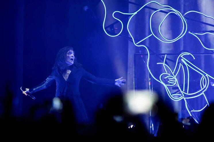 Cantora neozelandesa Lorde