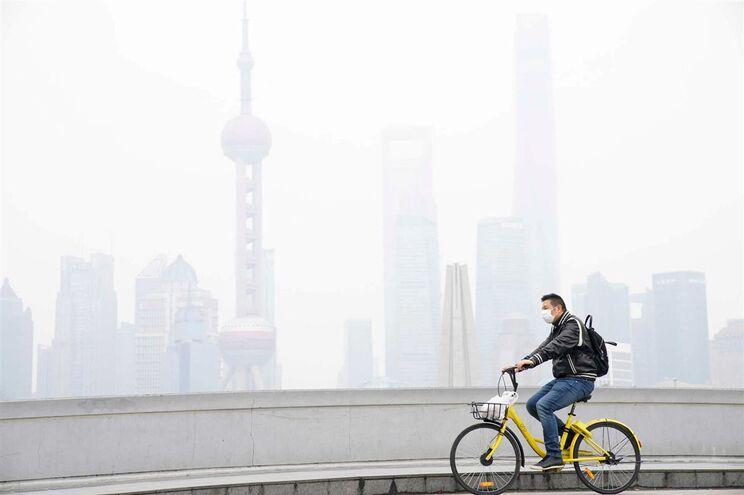Poluição em Xangai